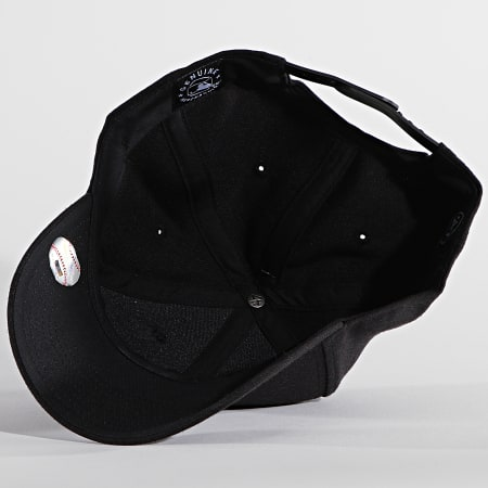 '47 Brand - Casquette MVP Adjustable MVPSP17WBP New York Yankees Noir