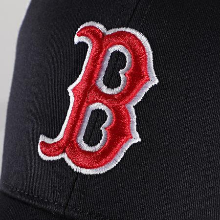 '47 Brand - Casquette Trucker MVP Adjustable BRANS02CTP Boston Red Sox Noir