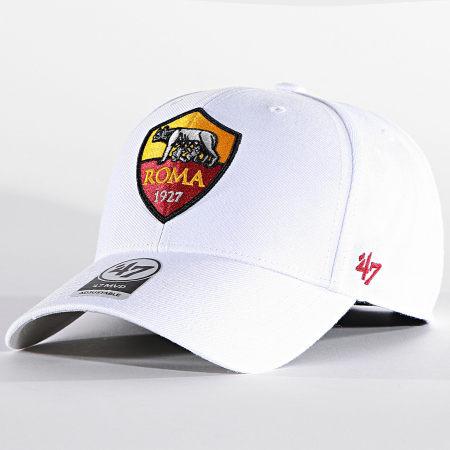 '47 Brand - Casquette MVP Adjustable MVP01WBV AS Roma Blanc