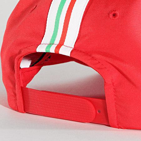 Ferrari - Casquette Italian Rouge