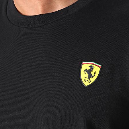 Scuderia Ferrari - Tee Shirt 130181065 Noir