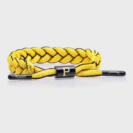 Rastaclat - Bracelet MLB Pittsburgh Pirates Jaune