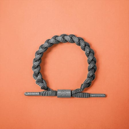 Rastaclat - Bracelet Grey Evening Gris