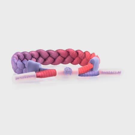 Rastaclat - Bracelet Femme Evening Shift Violet