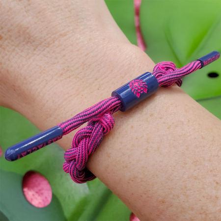 Rastaclat - Bracelet Femme Blink Rose
