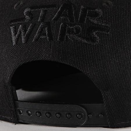 Star Wars - Casquette Snapback Falcon Noir