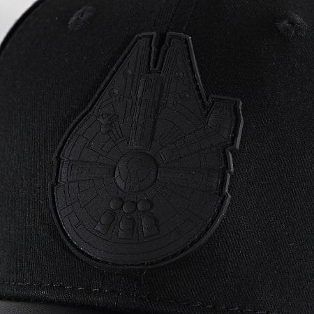 Star Wars - Casquette Falcon Noir