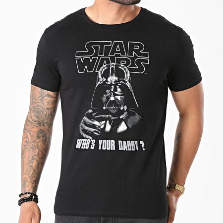 Star Wars - Tee Shirt HSTTS1256 Noir
