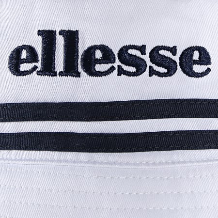 Ellesse - Bob Lorenzo A Bandes SAAA0839 Blanc