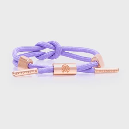 Rastaclat - Bracelet Femme Violet 2 Violet