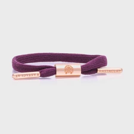 Rastaclat - Bracelet Femme Erica Violet
