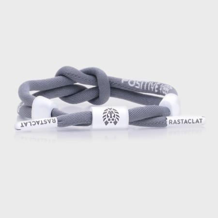 Rastaclat - Bracelet Posi Vibes Gris