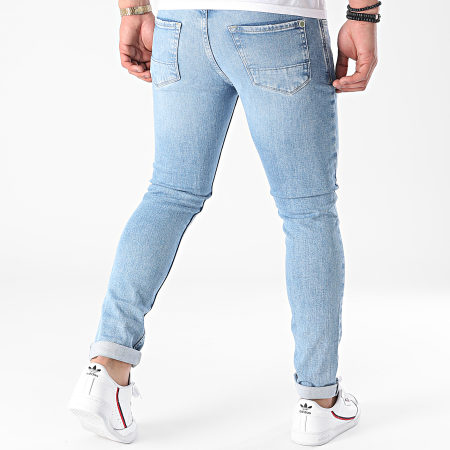 Pepe Jeans - Jean Skinny Finsbury PM200338 Bleu Marine