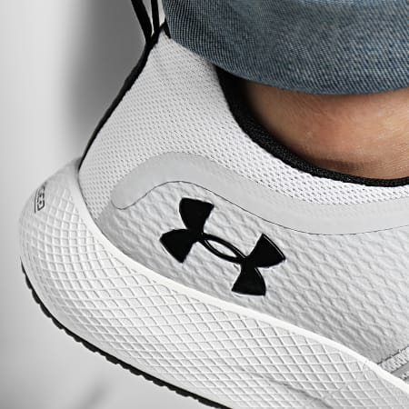 Under Armour - Baskets Charged Engage 3022616 White Grey