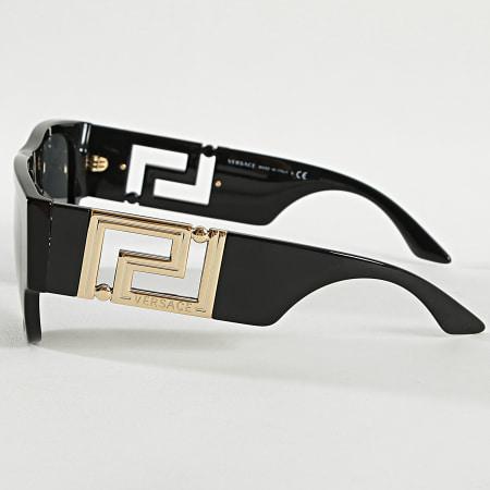 Versace - Lunettes De Soleil 0VE4403-GB1 Noir Doré