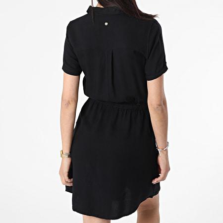 Deeluxe - Robe Femme Alarha Noir