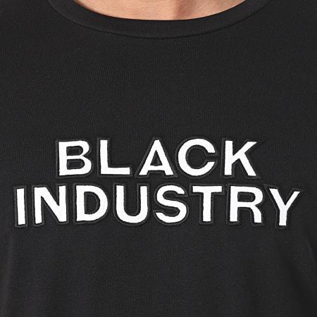 Black Industry - Tee Shirt 20-54 Noir