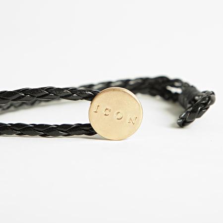 Icon Brand - Bracelet LE1576 Noir