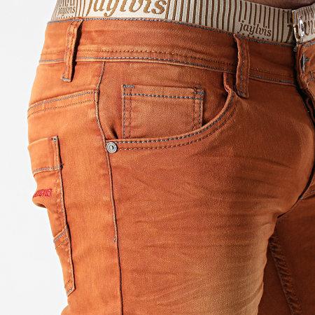 Mackten - Short Jean JS575 Camel