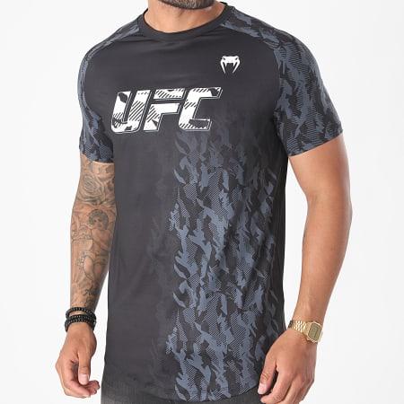 Venum - Tee Shirt Oversize UFC Authentic Fight Week 00043 Noir