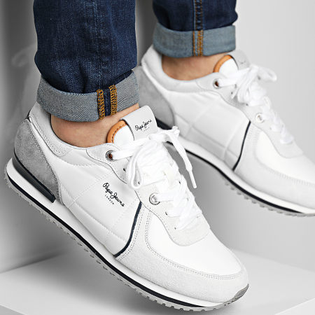 Pepe Jeans - Baskets Tinker City PMS30728 Factory White
