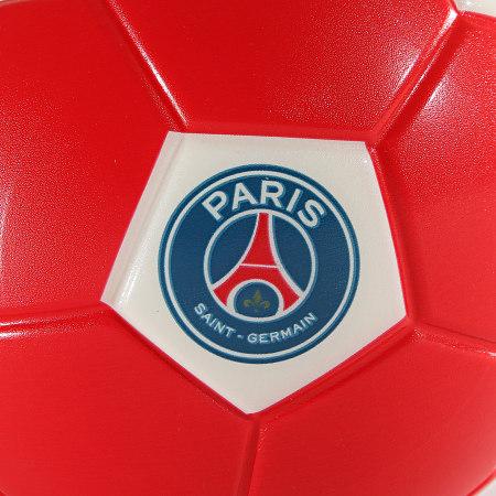 PSG - Ballon En Mousse P13562 Rouge