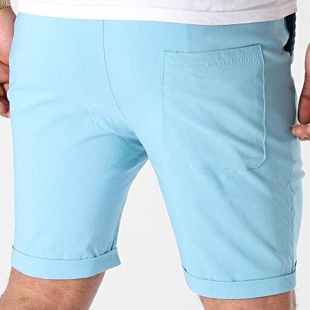 Uniplay - Short Jogging T3617 Bleu Clair