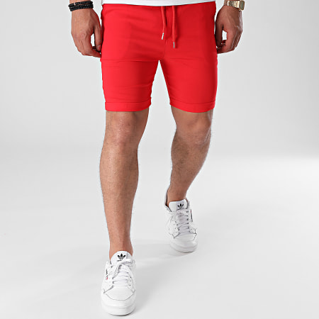 Uniplay - Short Jogging T3617 Rouge