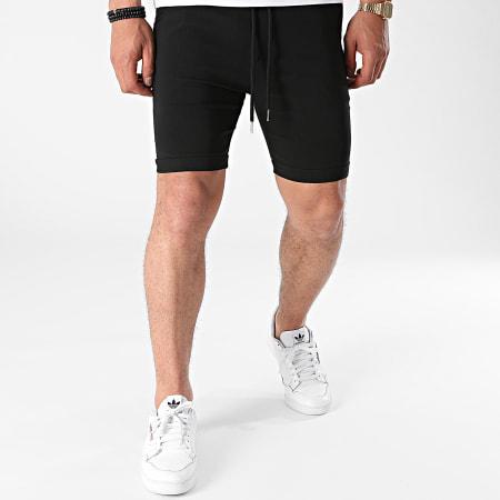 Uniplay - Short Jogging T3617 Noir