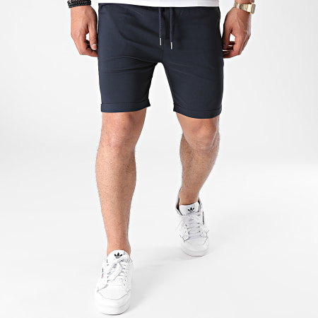 Uniplay - Short Jogging T3617 Bleu Marine