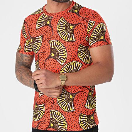Uniplay - Tee Shirt T779 Orange