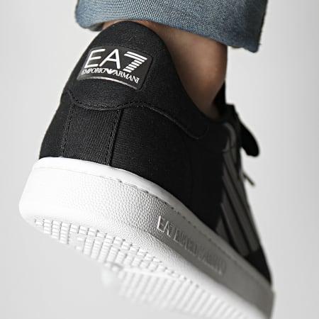 EA7 - Baskets X8X001-XK124 Black Gunmetal