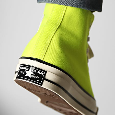 Converse - Baskets Chuck 70 Hi 169341 Lemon