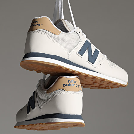 New Balance - Baskets Lifestyle 500 GM500MM1 Beige