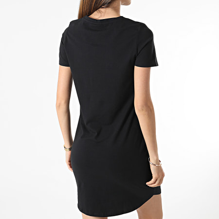 Noisy May - Robe Tee Shirt Femme Simma Noir