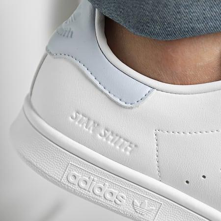 adidas - Baskets Stan Smith FX5579 Cloud White Core Black Halo Blue