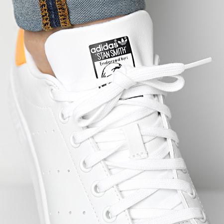adidas - Baskets Stan Smith FX5581 Cloud White Hazy Orange Core Black