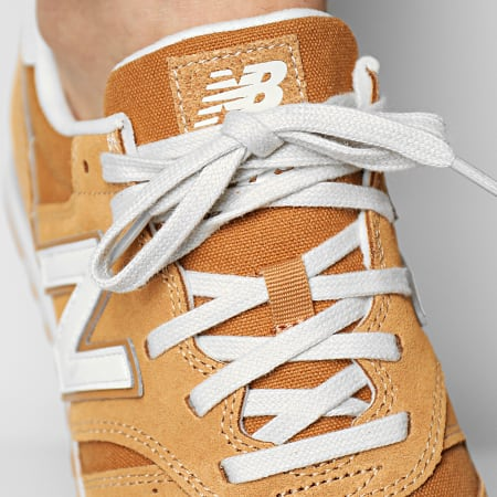 New Balance - Baskets Classics 373 ML373SM2 Camel