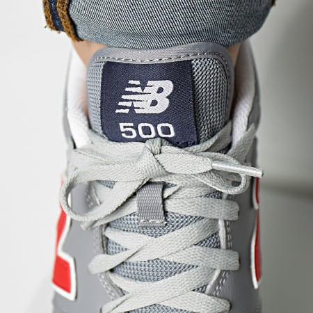 New Balance - Baskets Lifestyle 500 GM500TB1 Grey