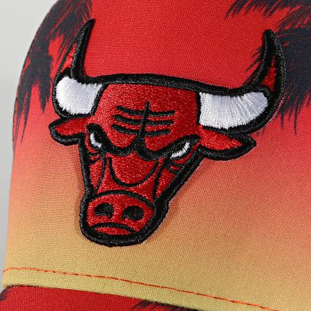 New Era - Casquette Trucker Summer City 60137587 Chicago Bulls Sunset
