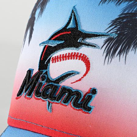 New Era - Casquette Trucker Summer City 60137614 Miami Dolphins Sunset