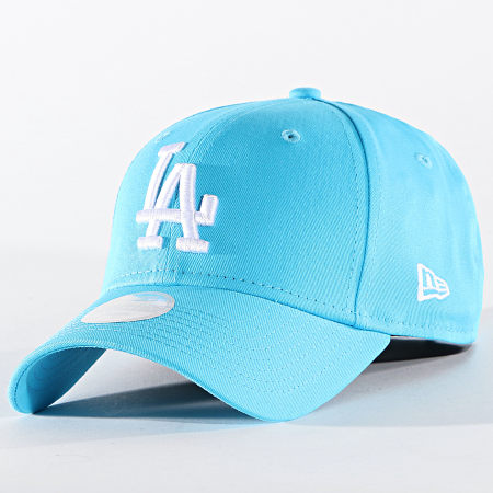 New Era - Casquette Femme 9Forty Tonal 60137569 Los Angeles Dodgers Bleu Clair