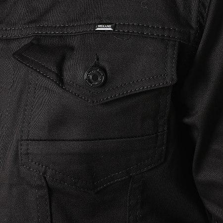 Classic Series - Veste Jean 7000 Noir