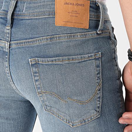 Jack And Jones - Jean Skinny Tom Original Bleu Denim