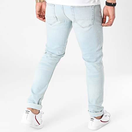 Only And Sons - Jean Slim Loom Life Bleu Wash