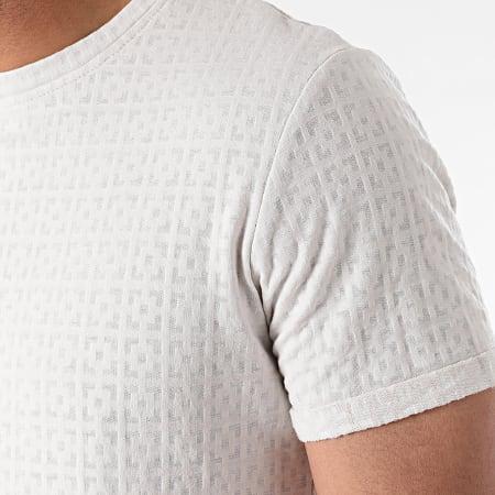 Uniplay - Tee Shirt Oversize T791 Beige