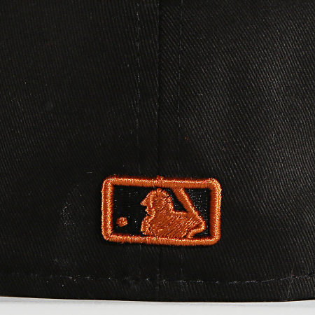 New Era - Casquette Fitted 59Fifty League Essential 60137516 Los Angeles Dodgers Noir