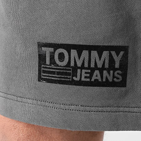 Tommy Jeans - Short Jogging Tonal Logo 0630 Gris Anthracite