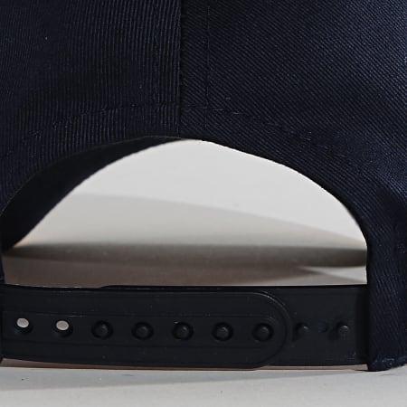 Champion - Casquette 805302 Bleu Marine Jaune