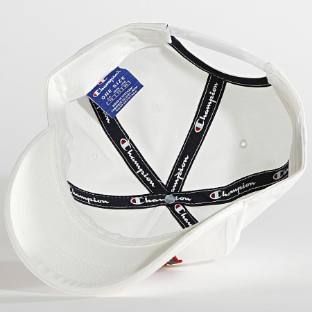 Champion - Casquette 805303 Blanc